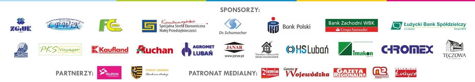 Dni Lubania - sponsorzy